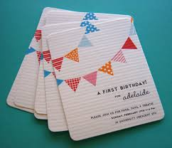 creative 1st birthday invitations vertabox com