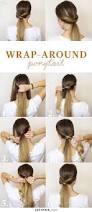 3 easy hairstyles for fall heatless u2013 luxy