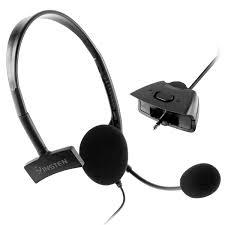 xbox headset black friday microsoft xbox 360 wired headset xbox 360 walmart com