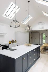 lighting kitchen island i like the white space and airiness of this especially with the