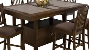 counter height table with butterfly leaf butterfly leaf dining table awesome tables counter height with 7