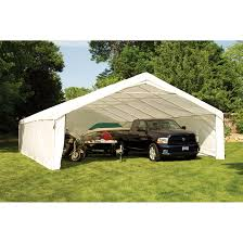 Enclosed Car Canopy by Enclosure Kit Ultra Max Canopy 30 X 40 Ft Accessories