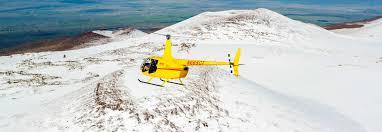 mauna loa helicopter pilot schools hawaii u s a