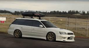 subaru leone wagon car of the day an oem b4 legacy gt wagon mfortyfive