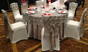 rosette chair covers rosette chair caps banquet chair caps chiavari chair caps