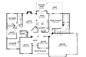 ranch house plans with 2 master suites house plans with two master suites propertyexhibitions info