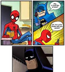 Spoderman Memes - spiderman memes clean meme central
