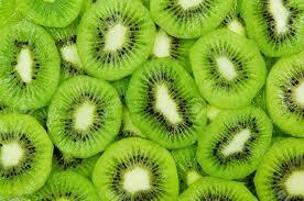 fresh and ripe slices kiwi fruit great summer wallpaper