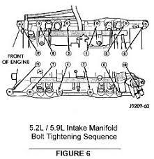 2004 dodge ram 1500 intake manifold tsb 09 05 00