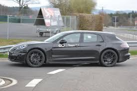 Porsche Panamera Back - porsche panamera wagon confirmed 5 seater in debate car journalism