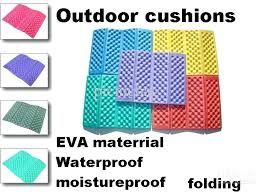 Patio Furniture Cushions Lowes by Engaging Outdoor Cushions Waterproof Patio Chair Cushions On Lowes