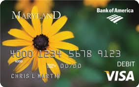 image of maryland ui benefit card