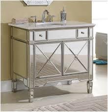 bathroom bathroom vanity with sink on left side adelina 44 inch