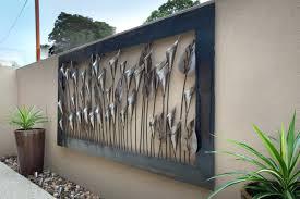 Outdoor Wall Decor Metal • Walls Decor