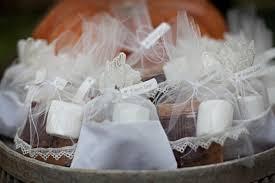 wedding favors diy diy smores wedding favors ruffled
