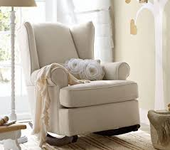 Rocking Chair With Ottoman For Nursery Furniture Gliding Nursing Chair With Footstool Rocking Chair For