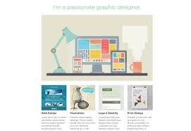 Resume Web Templates 10 Personal Website Templates We Love Best Website Builder