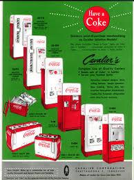 cavalier corporation soda machine company