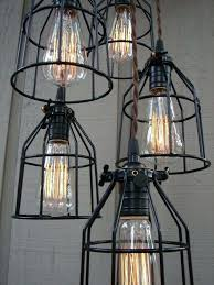 industrial style lighting chandelier industrial style chandelier medium size of l bulb table l
