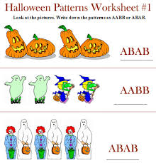 collections of kindergarten halloween math worksheets unique