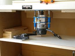 making a router table ultimate router table