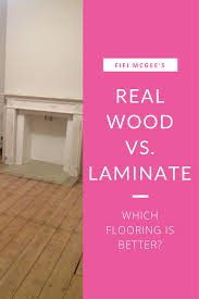 Cheapest Quick Step Laminate Flooring Fifi Mcgee Wood Flooring Laminate Vs Real Wood U2013 Which Is Better