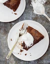 chocolate prune and rum cake milk street