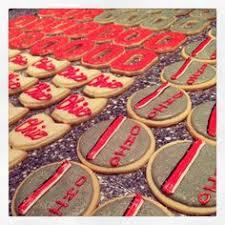 custom design ohio state mother u0027s day cookies custom design