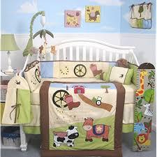 Farm Crib Bedding Farm Baby Bedding