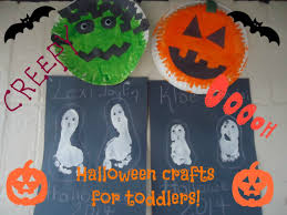 halloween crafts for toddlers youtube