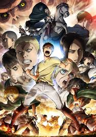 attack on titan attack on titan