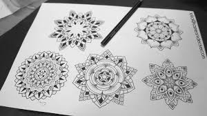 small mandala tattoo tattoo collections