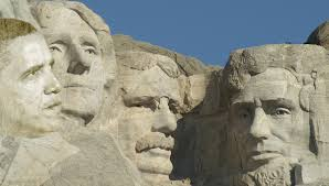 mt rushmore obama adds own face to mount rushmore