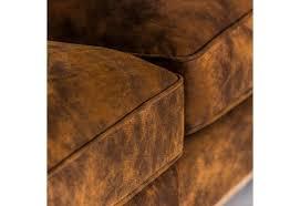 canap d angle cuir vieilli canapé d angle cuir marron vieilli capitonné keila vical home 34436