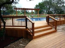 Deck Plans With Pergola by Outdoor Deck Designs Nz Backyard Deck Designs Pergolas Backyard