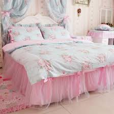 girly bedroom sets i really this look i like the bedcover the tullle bedskirt