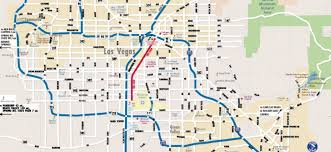 Map Of Las Vegas Strip by Map Of Greater Las Vegas Interactive And Printable Maps