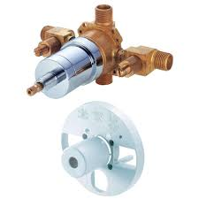 danze single handle tub and shower pressure balance valve with