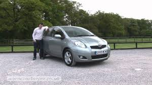 toyota yaris toyota yaris hatchback 2006 2011 review carbuyer youtube
