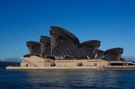 Opera House by Psbattle Humpback Whales Breaching Look Like Sydney Opera House