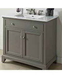 Gray Vanity Bathroom Sofa Extraordinary 36 Bathroom Vanity Grey 36 Solid Wood Vincent