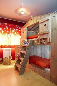 Plans Build Bunk Bed Ladder by Best 25 Awesome Bunk Beds Ideas On Pinterest Fun Bunk Beds
