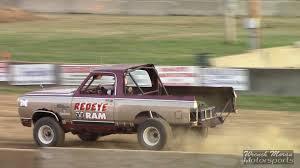 dodge truck racing dodge ramcharger tough truck race