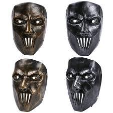 Silver Halloween Costume Cheap Slipknot Costumes Halloween Aliexpress