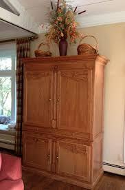Oak Bar Cabinet Oak Bar Cabinet Hide A Bar Oak Wood Types And Cabinet