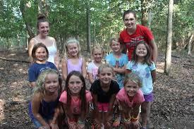 summer camp cabins program camp arrowhead