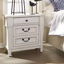 folio 21 stoney creek 3 drawer night stand zak u0027s fine furniture