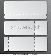 blank ticket template template for raffle tickets to print raffle