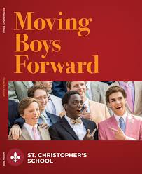 august 2016 moving boys forward by st christopher u0027s issuu