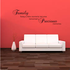 family precious moments wall art sticker lounge quote decal mural family precious moments wall art sticker lounge quote